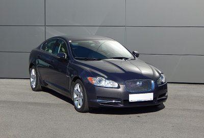 Jaguar XF 3,0 Diesel Luxury bei Schirak KG in
